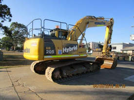 Komatsu HB215LC-1 Tracked-Excav Excavator - picture12' - Click to enlarge