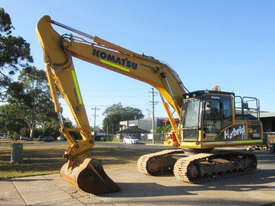 Komatsu HB215LC-1 Tracked-Excav Excavator - picture13' - Click to enlarge