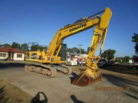 Komatsu HB215LC-1 Tracked-Excav Excavator - picture14' - Click to enlarge