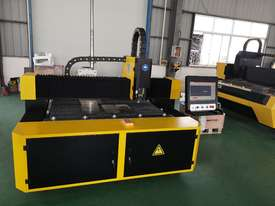 1kw Alpha Fiber laser cutter 1530FC (1.5x3m cutting table) 2 years warranty - picture0' - Click to enlarge
