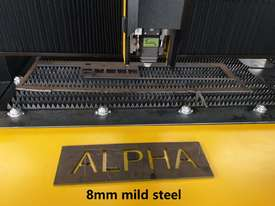 1kw Alpha Fiber laser cutter 1530FC (1.5x3m cutting table) 2 years warranty - picture6' - Click to enlarge
