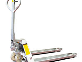 2.5T Galvanised Hand Pallet Jack/Truck - picture0' - Click to enlarge