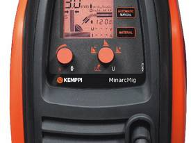 Kemppi Minarc-Mig, EVO 200, Mig welder  - picture3' - Click to enlarge