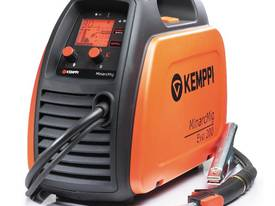 Kemppi Minarc-Mig, EVO 200, Mig welder  - picture2' - Click to enlarge