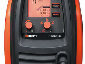 Kemppi Minarc-Mig, EVO 200, Mig welder  - picture4' - Click to enlarge