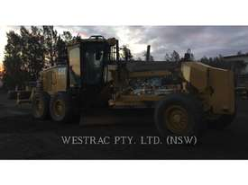 CATERPILLAR 120M Motor Graders - picture1' - Click to enlarge