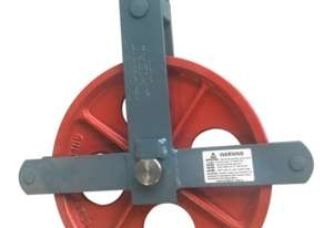 SuperLift Gin Block GIN001-E WLL 1T 250mm Sheave 22mm Rope