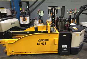 Electric Forklift Walkie Pallet PW Series 2012