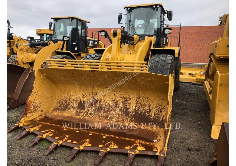 CATERPILLAR 966L Wheel Loaders integrated Toolcarriers