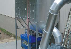 Reverse Flow Dust Collector - NFS-3HJ 3000 Series - 36000m3/h