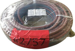 Oxygen and Acetylene 5mm Twin Hose Assembly 15 metre