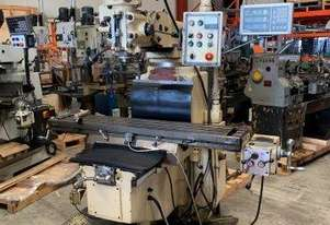 Chevalier NT40 Turret Milling Machine