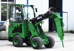Mini Articulated Telescopic Loader 1000Kg Lift