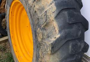 Massey Ferguson TYRES AND RIMS