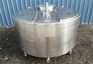 950ltr Insulated Enclosed Food Grade Tank