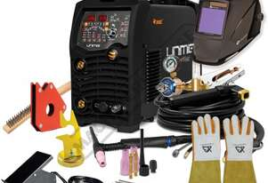 AC/DC RAZOR 320 TIG Welder Inverter TIG/MMA (ARC) Welder Package Deal 10-320A, #KUMJRRW320ACDC Inclu