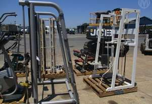 8 Pallets Assorted GYM Equipment&parts