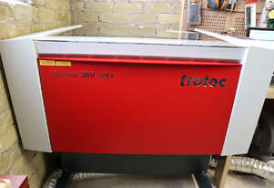 Trotec Speedy 300 100 watt CO2 Laser Cutter & engraver