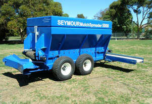 The Seymour Mulch Spreader 5000