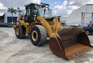 Caterpillar   950K Loader