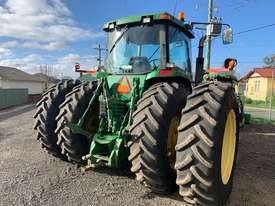 John Deere 8110 Large Frame Row Crop Tractor - picture0' - Click to enlarge