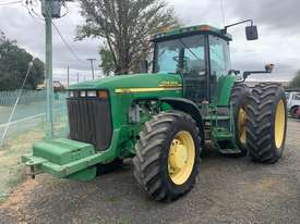 John Deere 8110 Large Frame Row Crop Tractor - picture2' - Click to enlarge