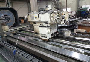 2012 Hankook Dynaturn 1500mm x 8000mm CNC Lathe