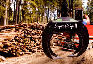 Hultdins log grapple - SuperGrip II A