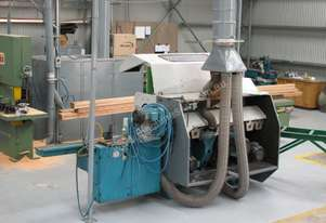 Five Head Wadkin Moulding Machine