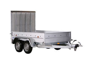 Variant F2 MR 2004 - Box Trailer With Ramp (9x6 ft)