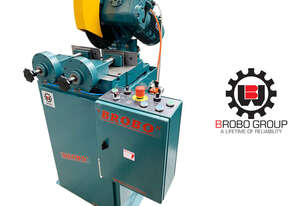 Brobo Waldown Cold Saw SA350 Metal Saw 415 Volt 20-100 RPM Semi-Automatic