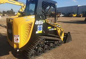 UNUISED 2019 ASV RT40 MINI LOADER WITH 4 IN 1 BUCKET