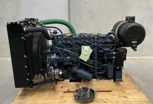 VM Motori Water-Cooled D756 IPE2 ENGINE 137HP DIESEL TURBO- INTERCOOLED POWER PACK -TURN KEY