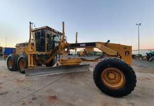 Caterpillar 140H Grader - For Hire