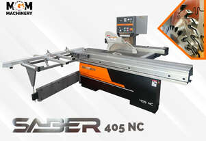 Download PDF For Pricing: Saber 405 NC The Best Choice For Quality, Reliability & Dependability.