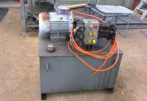 DL electric hydraulic power pack
