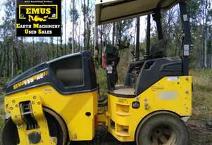 2017 Bomag BW138AC Roller, only 300hrs, E.M.U.S MS685