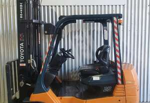 Toyota 2.5T Electric Counterbalance Forklift