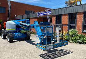 USED 2006 GENIE Z51/30J RT  ARTICULATING BOOM LIFT