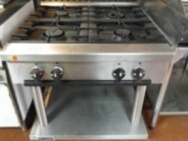 Zanussi SHC00380 Used Gas Cooktop - picture0' - Click to enlarge