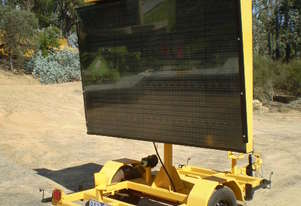 Techroad Message Board Model 8600