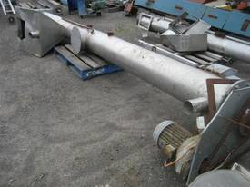 Screw Conveyor - picture0' - Click to enlarge