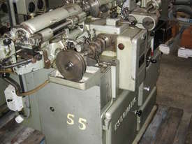 D6 Escomatic Swiss type machine - picture2' - Click to enlarge
