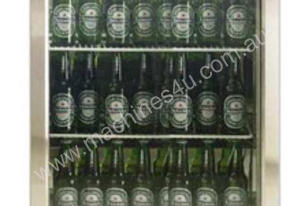 Back Bar Bottle Cooler ERM-150C SS