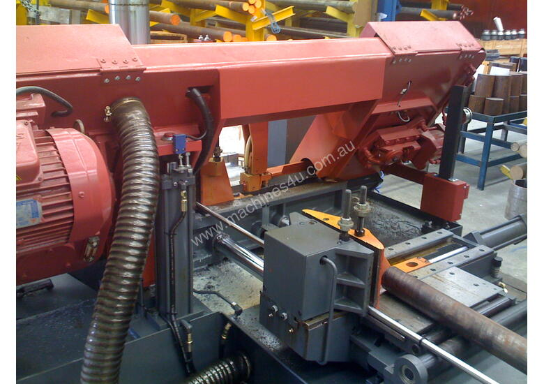 Taiwanese Auto Bandsaws up to 530mm