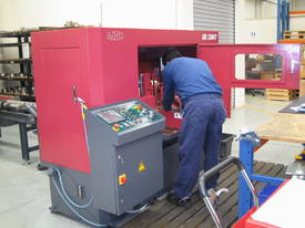 Taiwanese Auto Bandsaws up to 530mm - picture9' - Click to enlarge