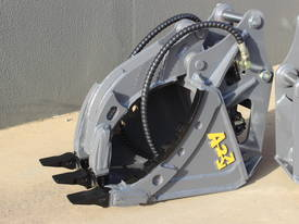 HYDRAULIC GRAPPLE FOR 3-4T EXCAVATOR - picture11' - Click to enlarge