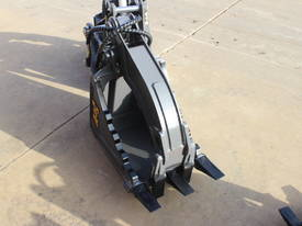 HYDRAULIC GRAPPLE FOR 3-4T EXCAVATOR - picture14' - Click to enlarge