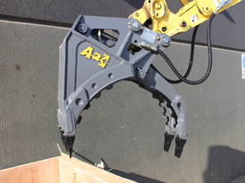 HYDRAULIC GRAPPLE FOR 3-4T EXCAVATOR - picture17' - Click to enlarge