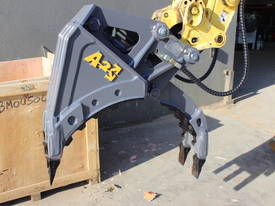 HYDRAULIC GRAPPLE FOR 3-4T EXCAVATOR - picture6' - Click to enlarge